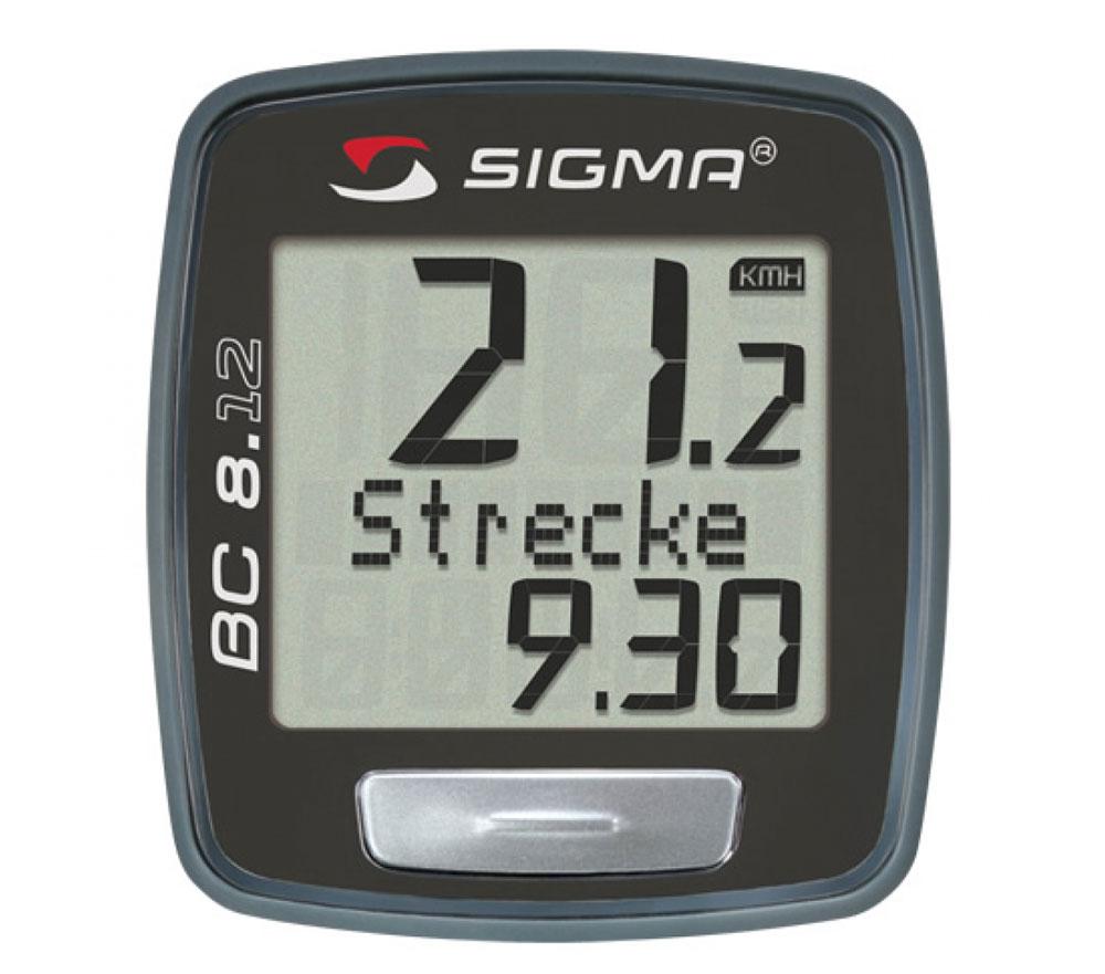 Sigma Sport 300 инструкция - фото 5