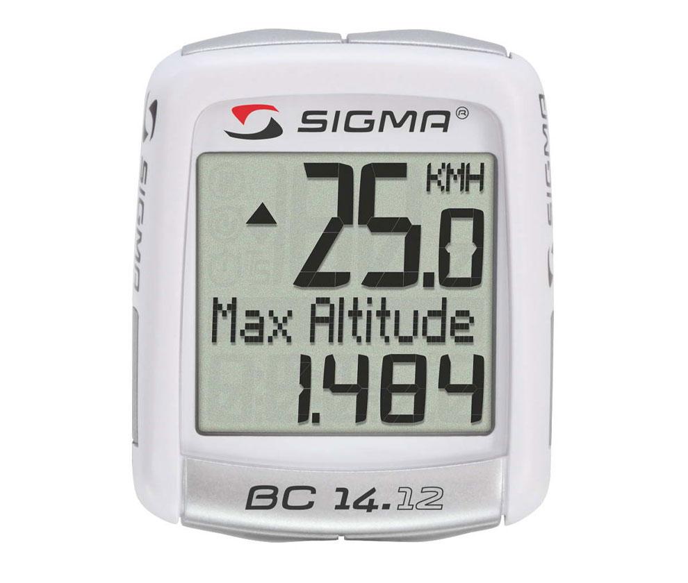 Sigma велокомпьютер 700 инструкция